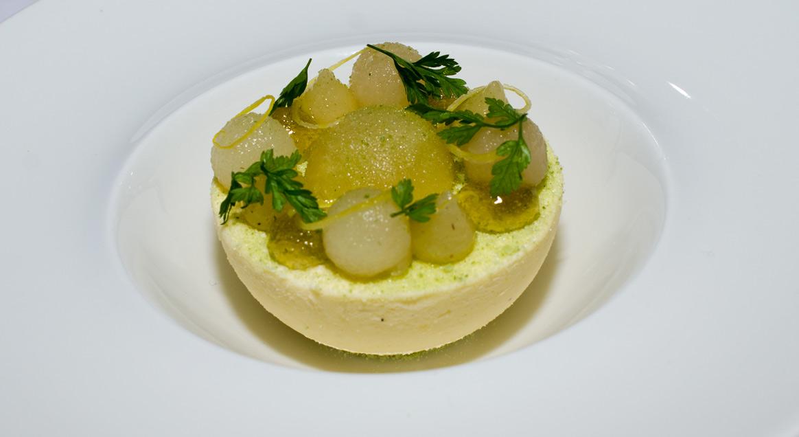 Citron Parfait på Lecoq