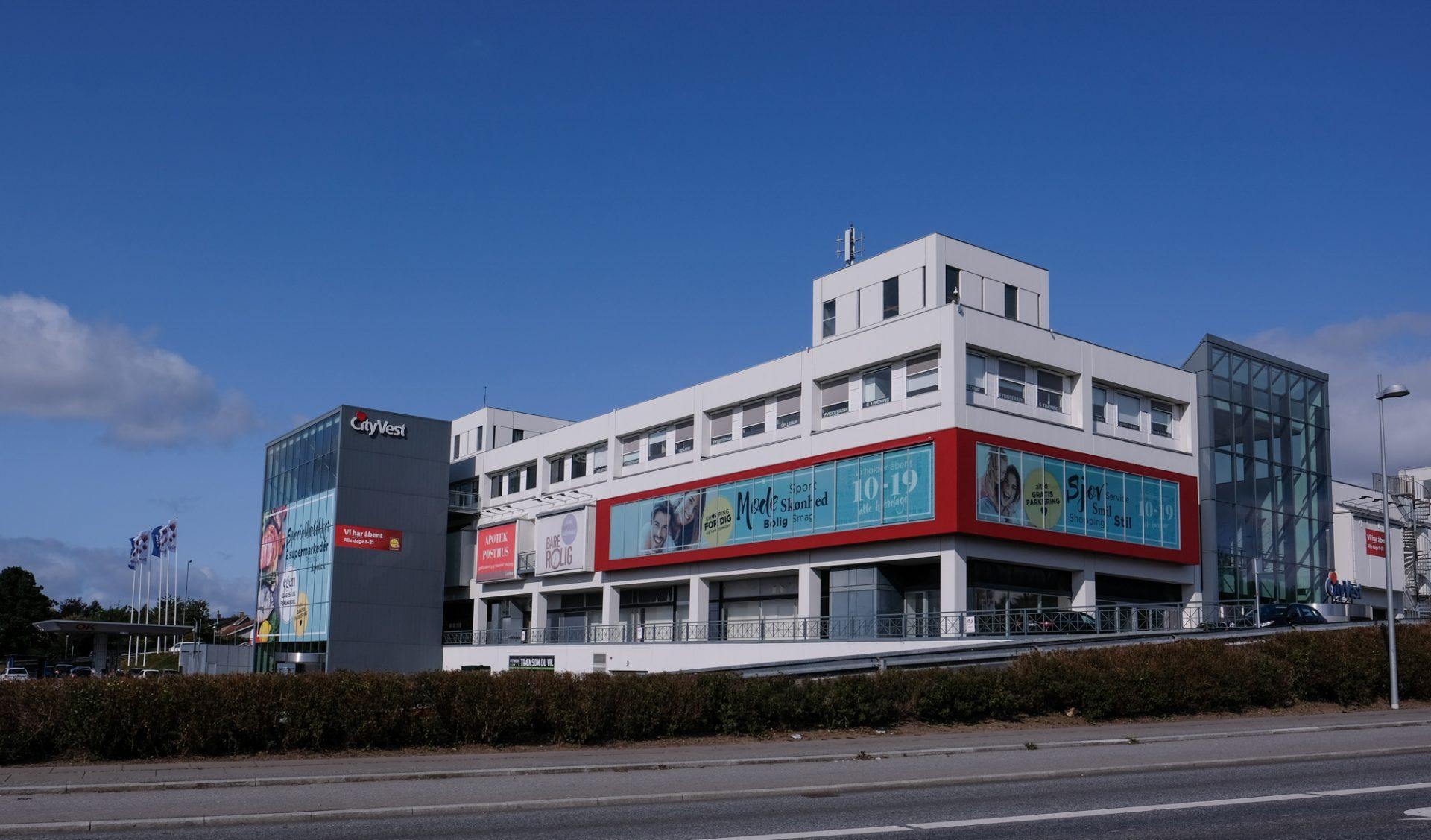 Usædvanlig konkurrence: Vind en butik i City Vest