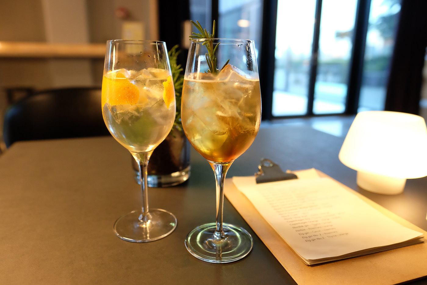 Gin-Guide til Aarhus: En gin/tonic, Tak!