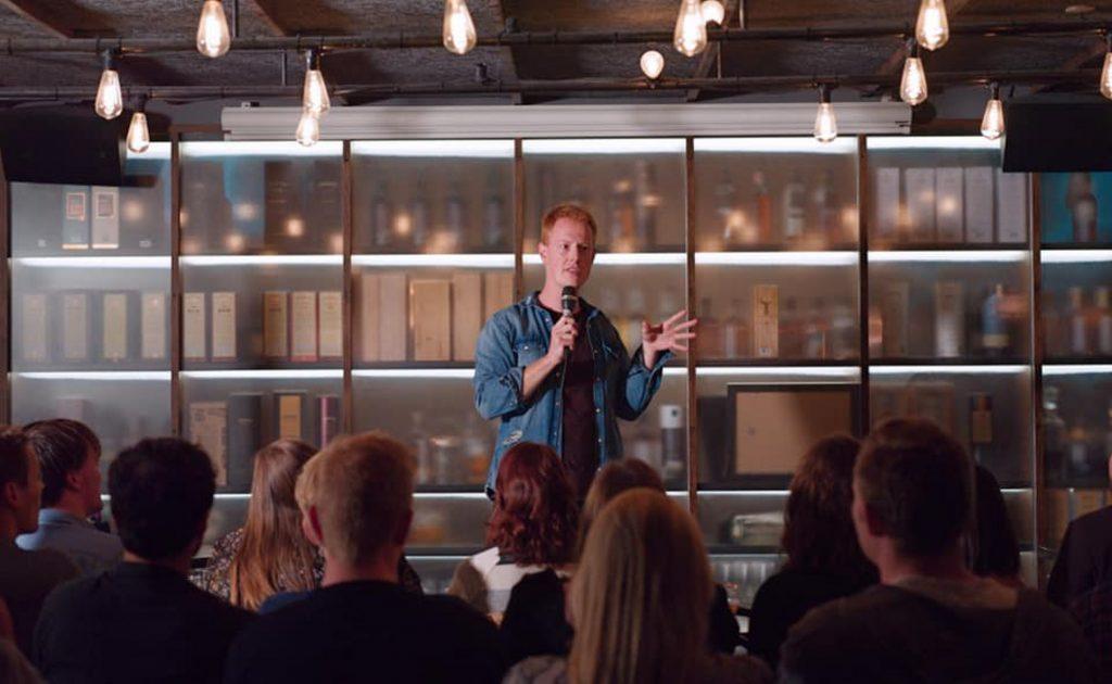 The Merchant Room: Stand-up magi på med Conrad Molden og Henrik Danielsen