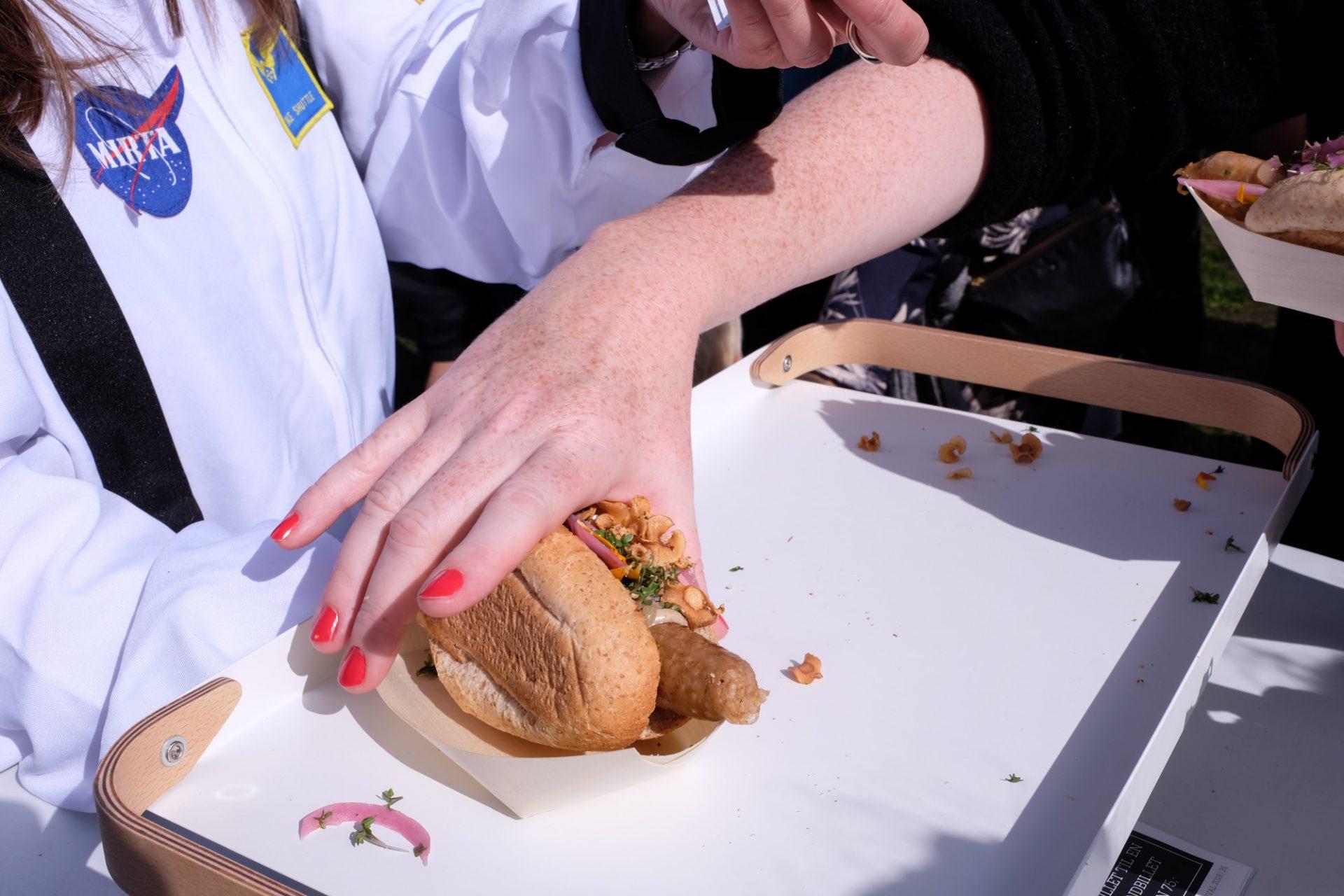 Søndag på Food Festival: Er du klar til årets Hotdog DM 2019?