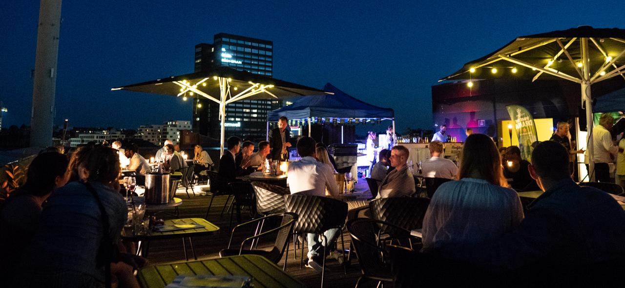 Restaurant NO16 og UNCOVERmusic.dkpræsenterer gratis musik på toppen af Aarhus