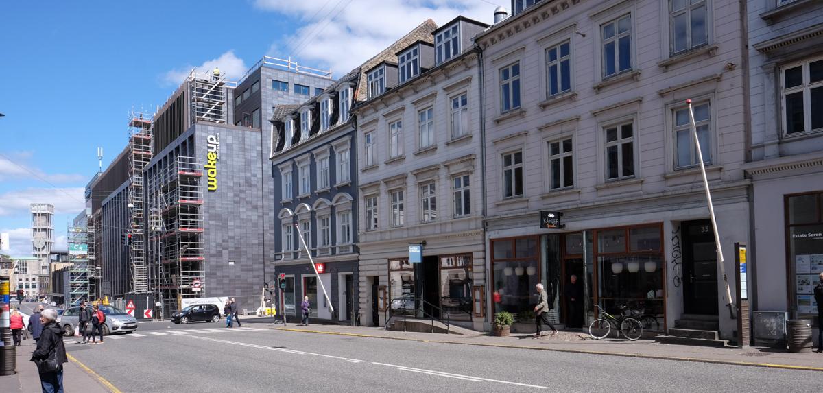 Kähler Spisesalon i Bruuns Gade