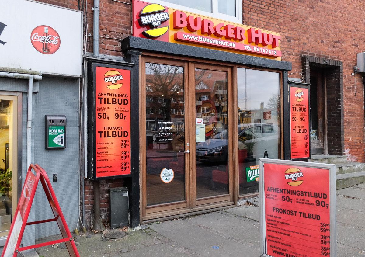 Burger Hut - Aarhus Update