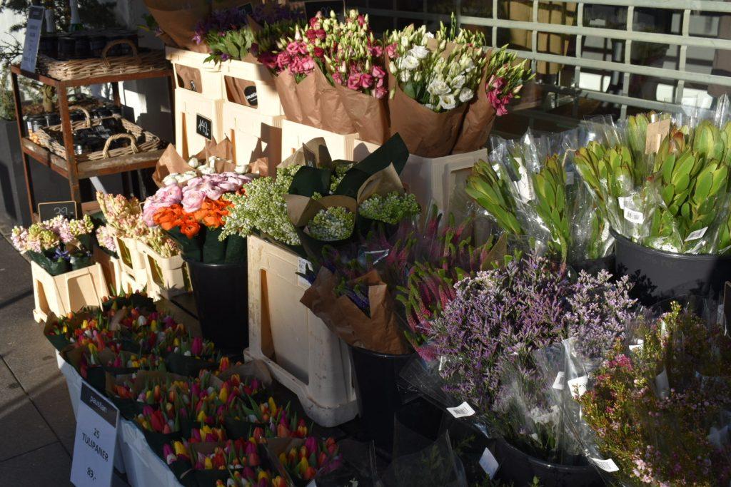 Frisk hjemmet op med blomster: Her finder du smukke buketter i Aarhus
