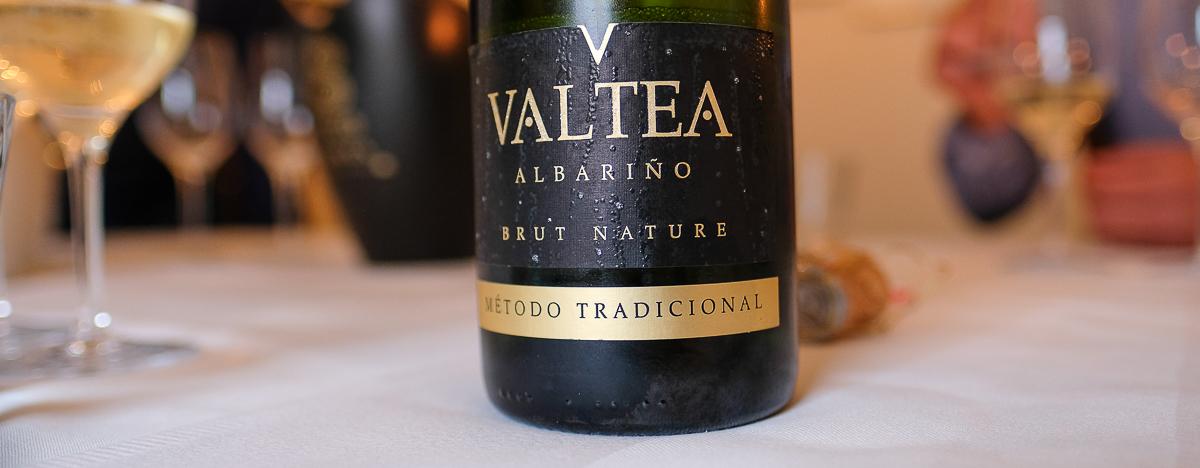 Valtea - Albarino - Tjek Vinen