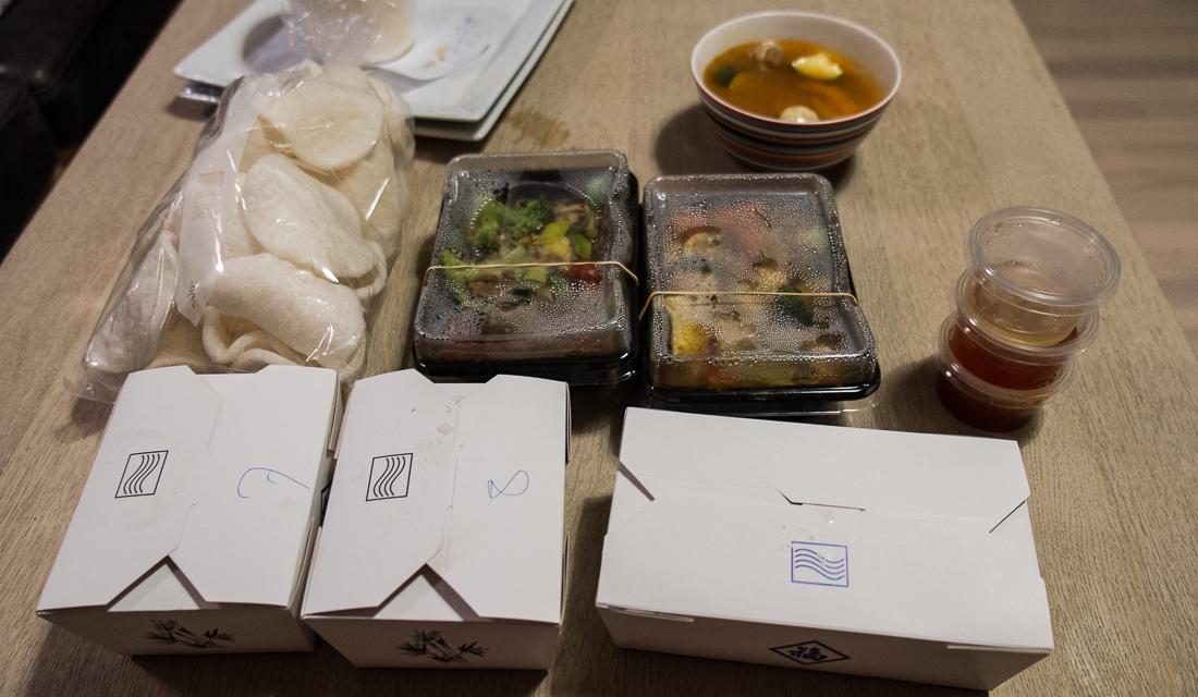 Dagens takeaway fra Orientalsk Køkken_