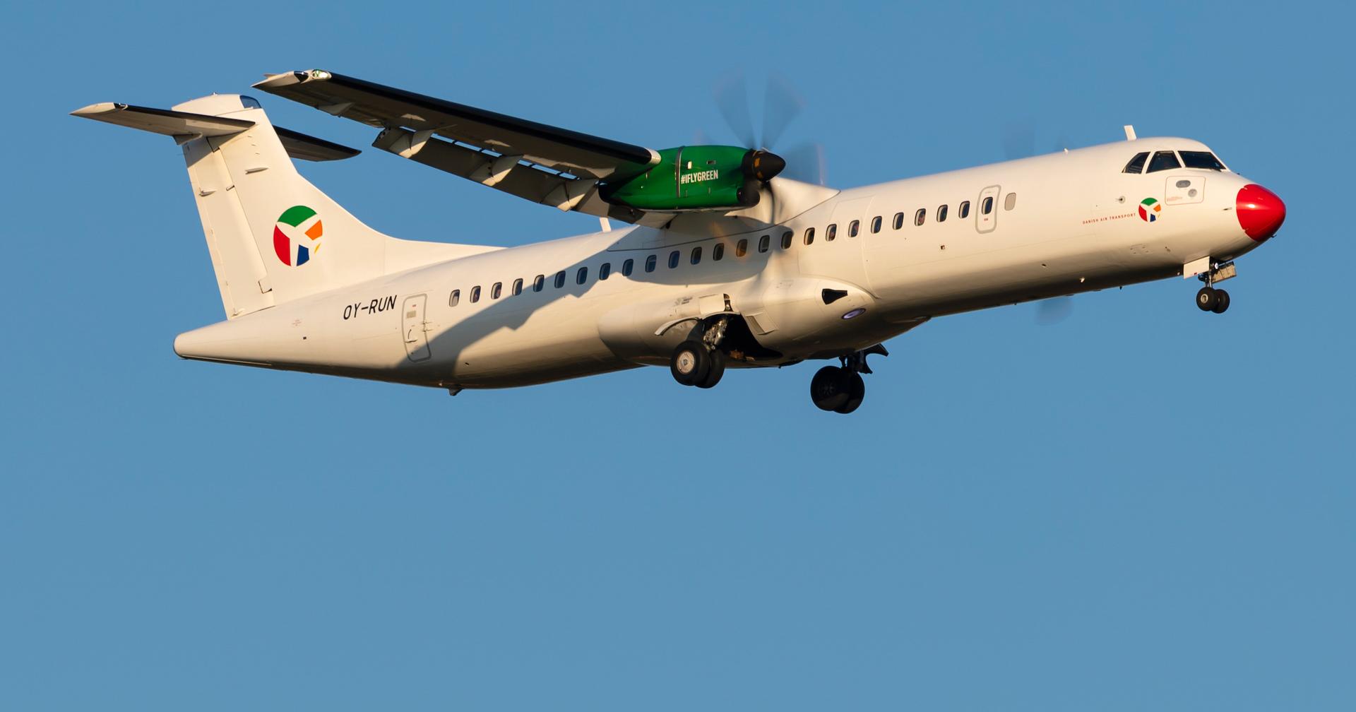 Ny rute: Flyv på ferie til Bornholm direkte fra Aarhus Airport