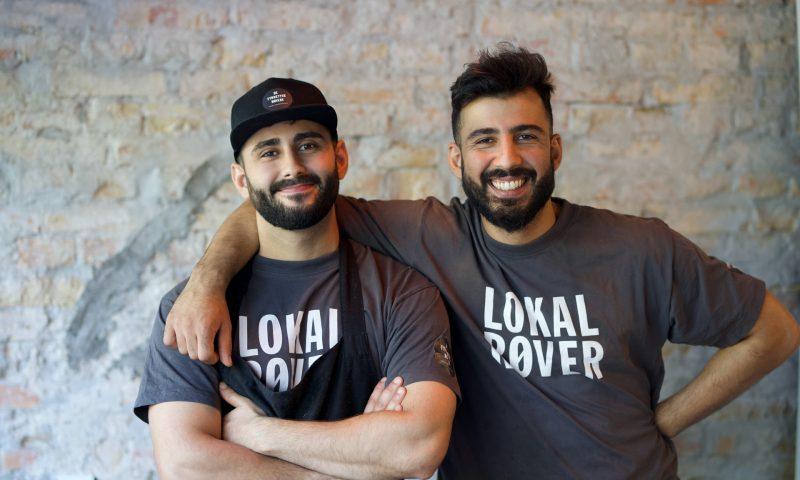 Foto: Presse. De to brødre Anas og Ahmed Amin startede De Fyrretyve Røvere i 2017.