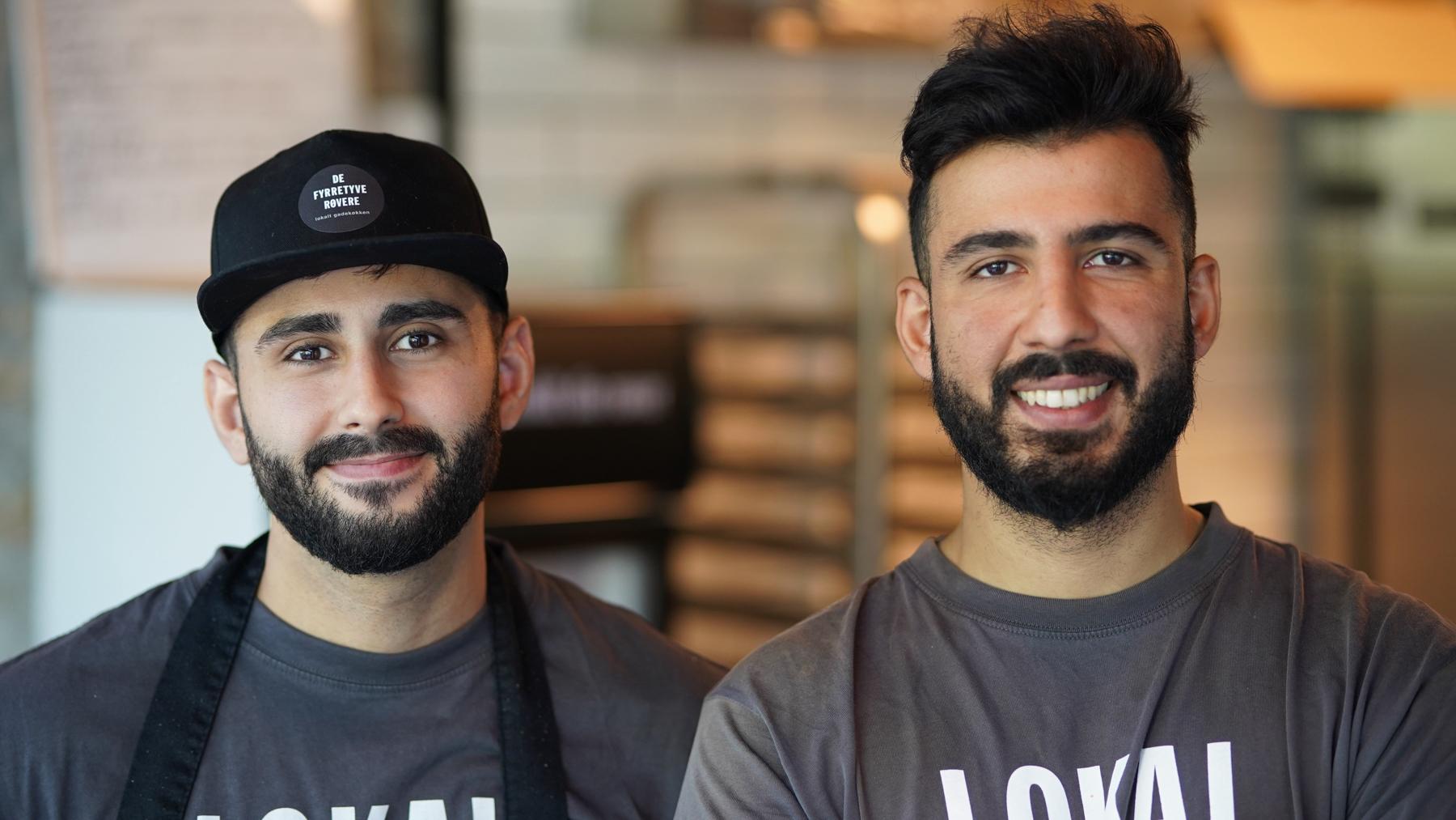 Nyt koncept: De Fyrretyve Røvere åbner nyt gadekøkken i Brabrand