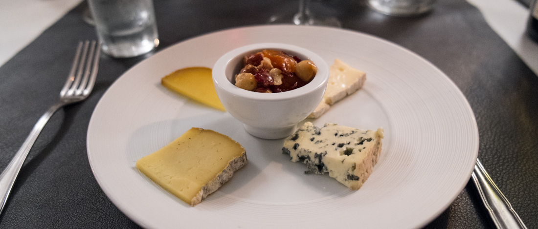 De fire oste på Restaurant Lajmi i Jægergårdsgade