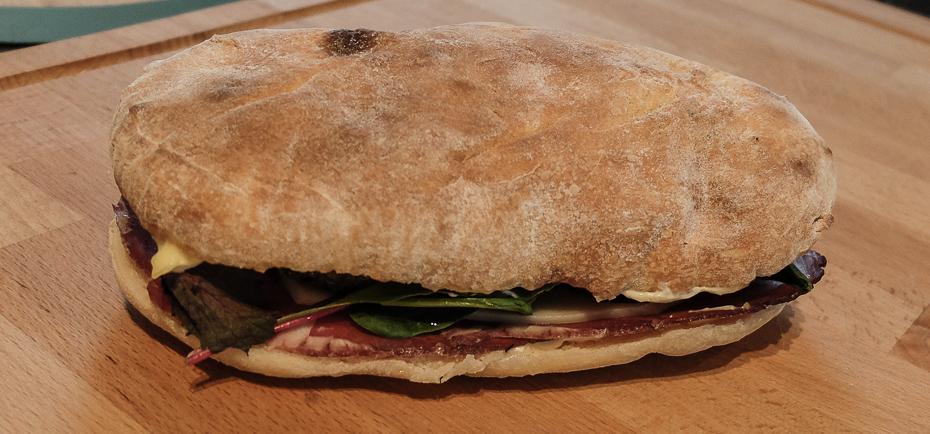 Delizioso Is og Sandwich i Åbyhøj