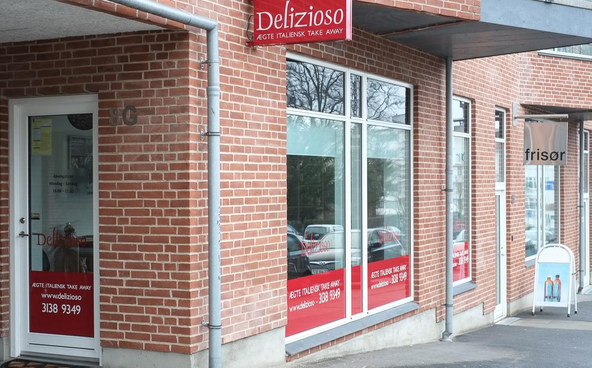 Delizioso på Trøjborg