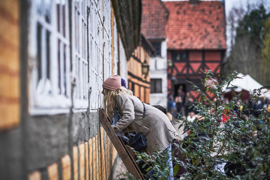 Den Gamle By: Udendørs jul er yderst populært i år