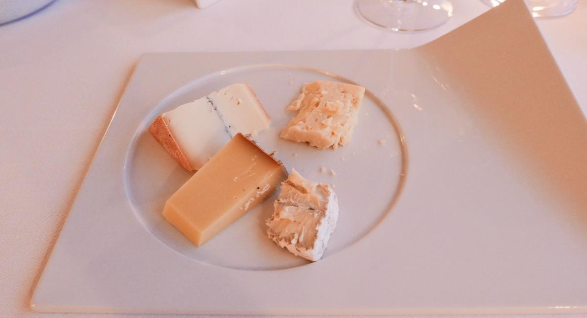 Den anden osteservering hos Restaurant Koch - Aarhus Update