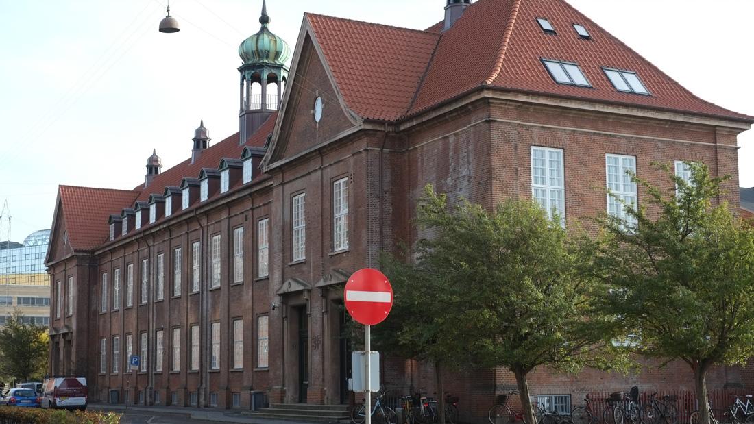 Den gamle Godsbanegård i Aarhus
