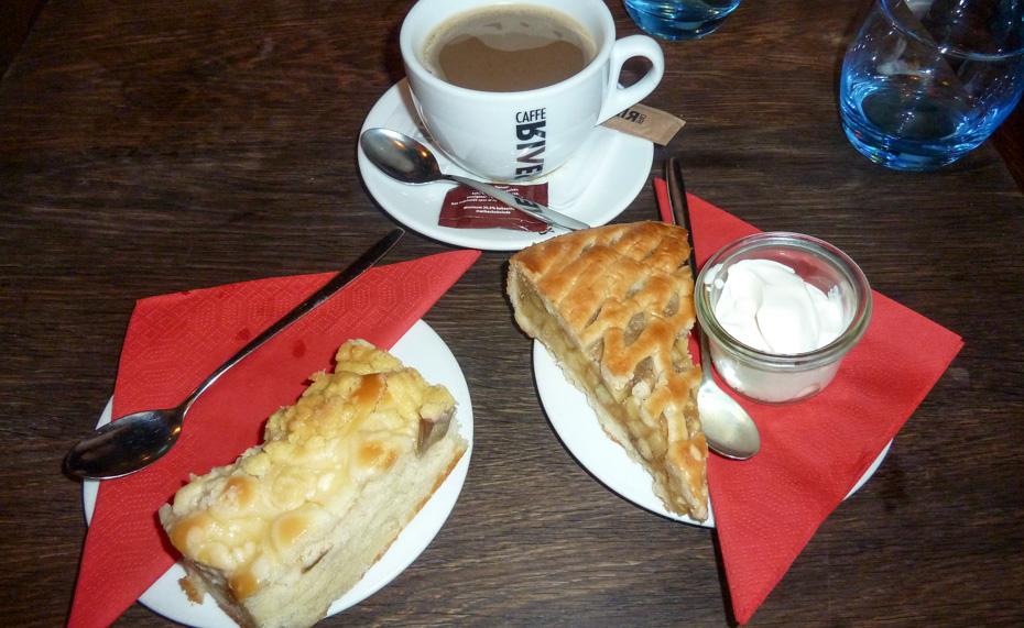 Dessert på Café Stiften_