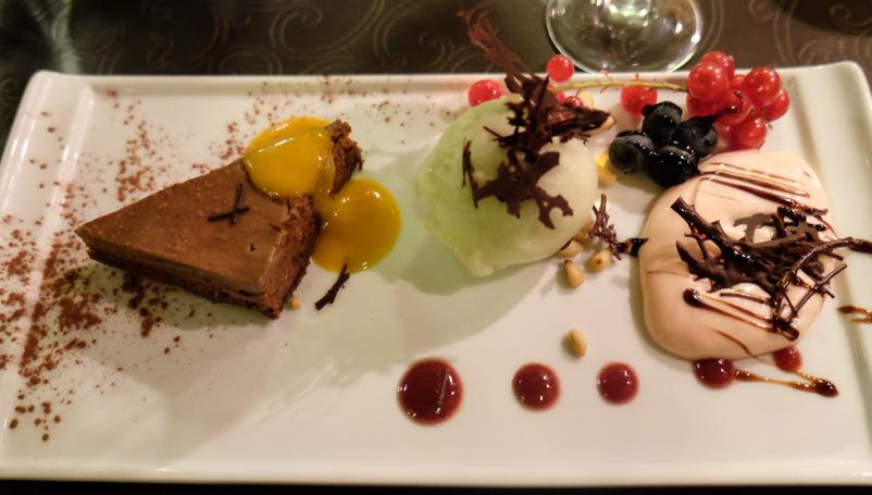 Desserten på Le Pagnol