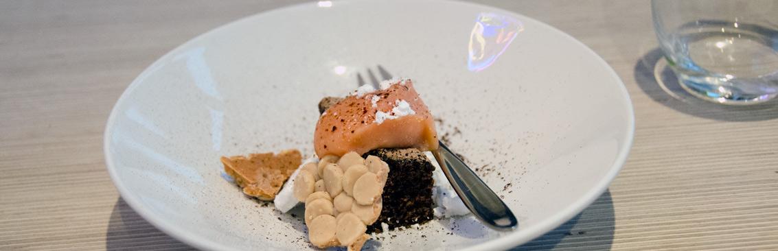 Dessertkage på Art i Århus