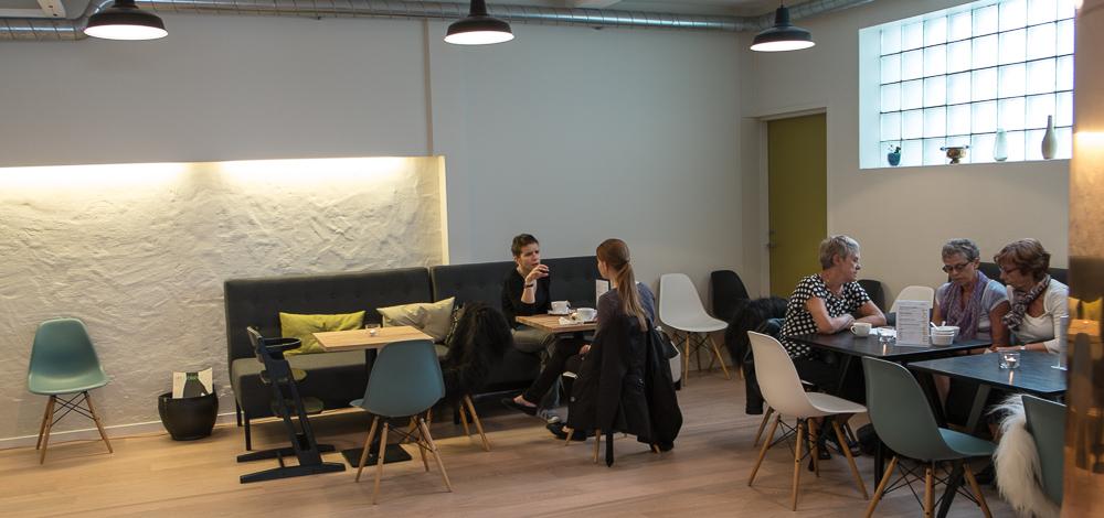 Det bagerste lokale hos Foodfein i Aarhus