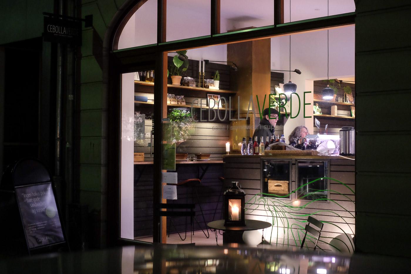 Cebolla Verde: Smagfuldt, med plads til forbedringer!