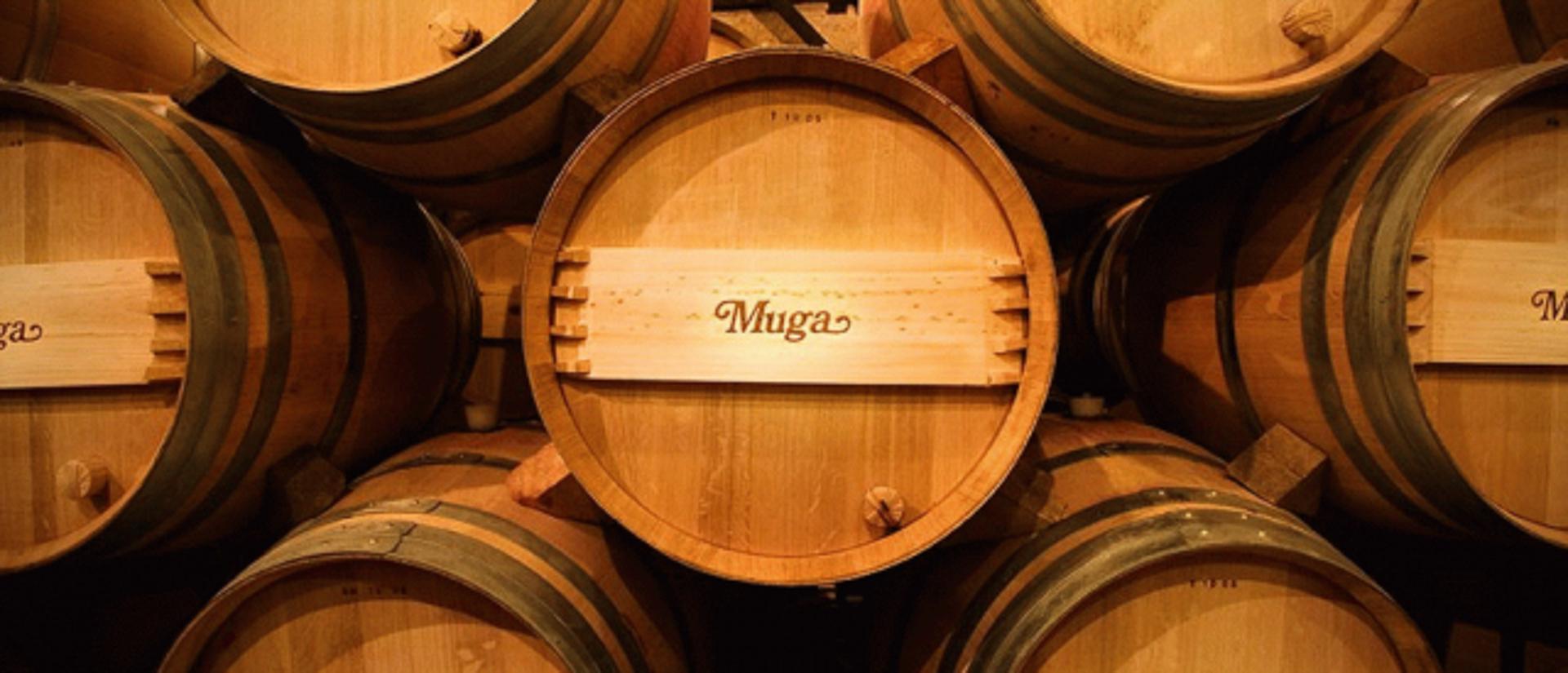 Din Vinbar: Vinsmagning med verdensklasse vine fra spanske Bodegas Muga