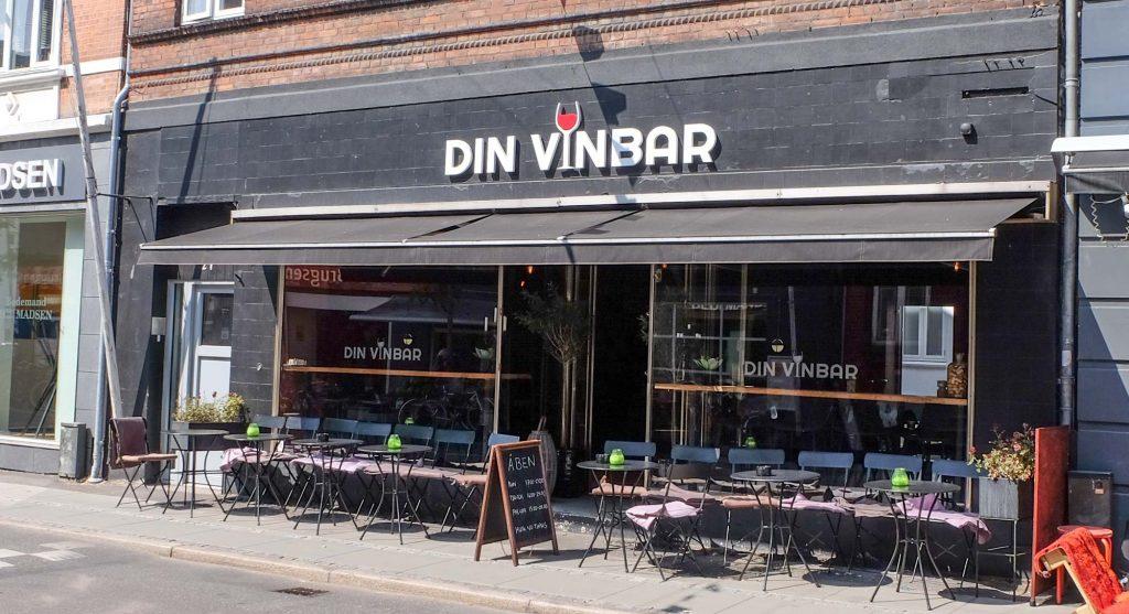 Restaurant Unico og Din Vinbar: Laver mad og vin sammen i Jægergårdsgade