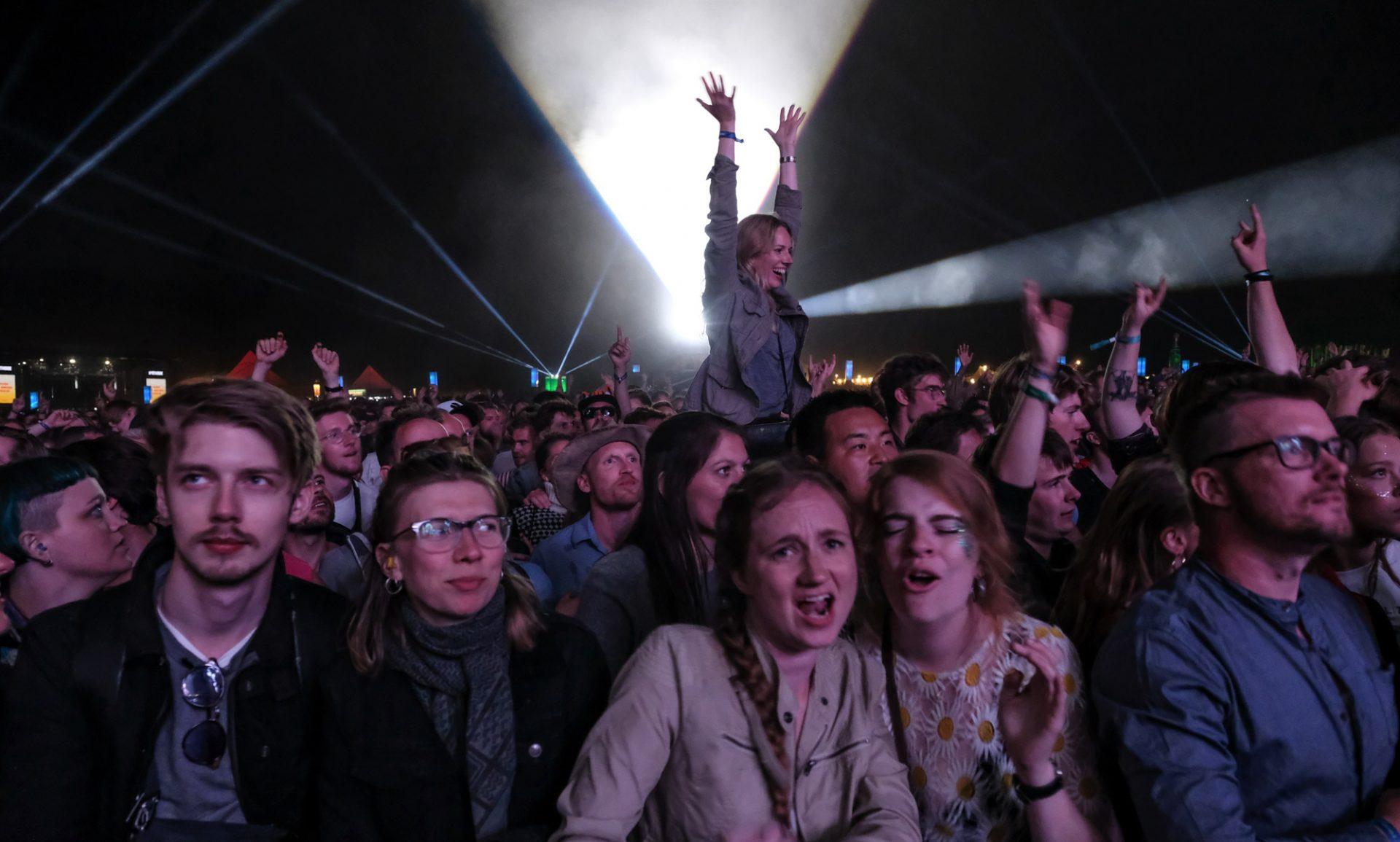 NorthSide: Dizzy Mizz Lizzy reddede festen - og natten