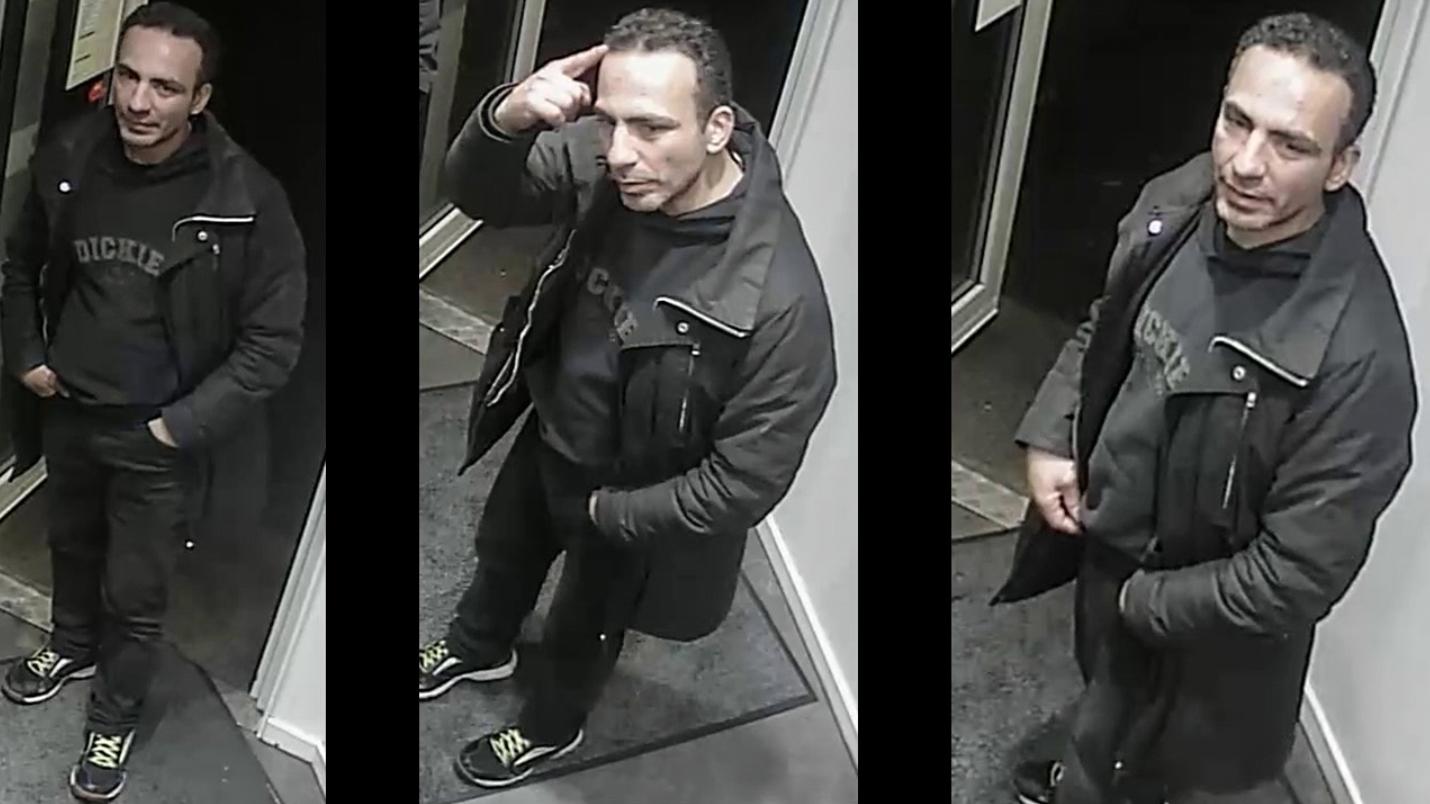 Politiet beder om hjælp: Efterlysning af gerningsmand til røveri