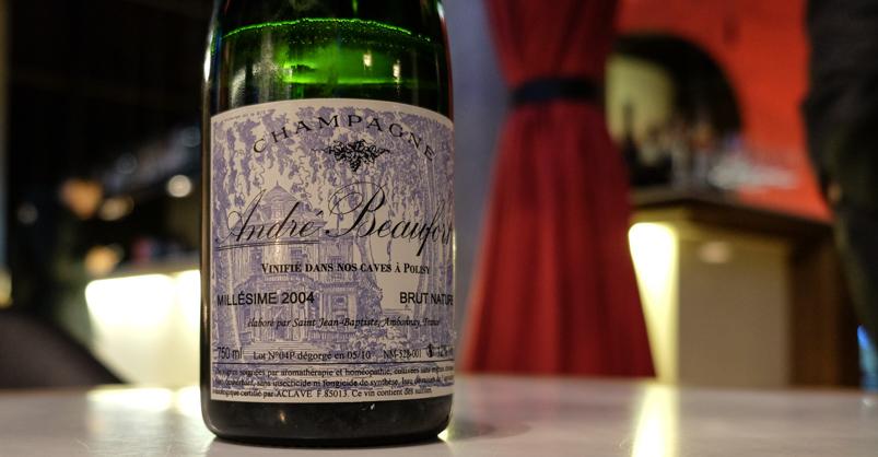 En anstændig Champagne på Castenskiold