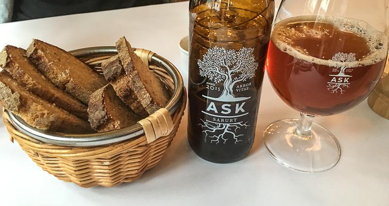 En anstændig øl Grønne's Gastronomi