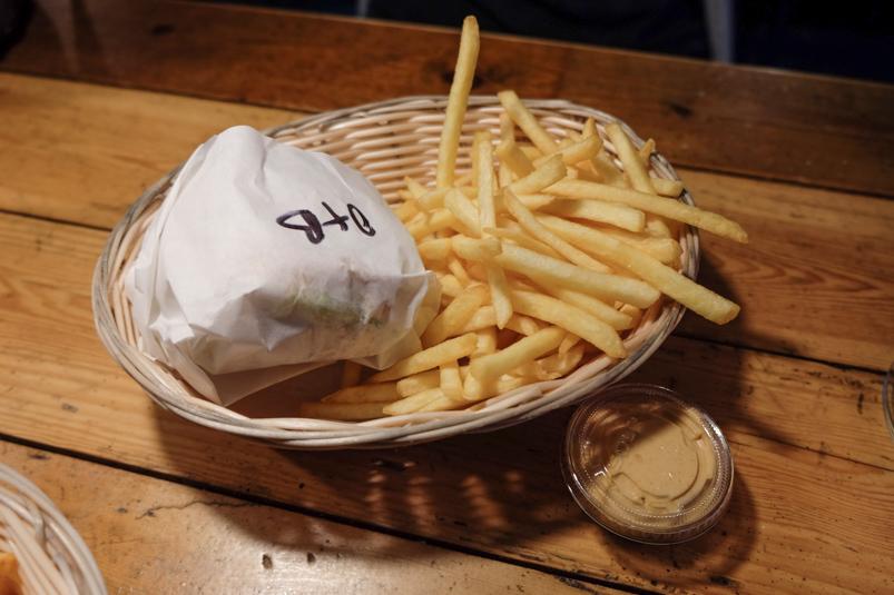Tommi's Burger Joint holder et solidt og stabilt (burger)niveau