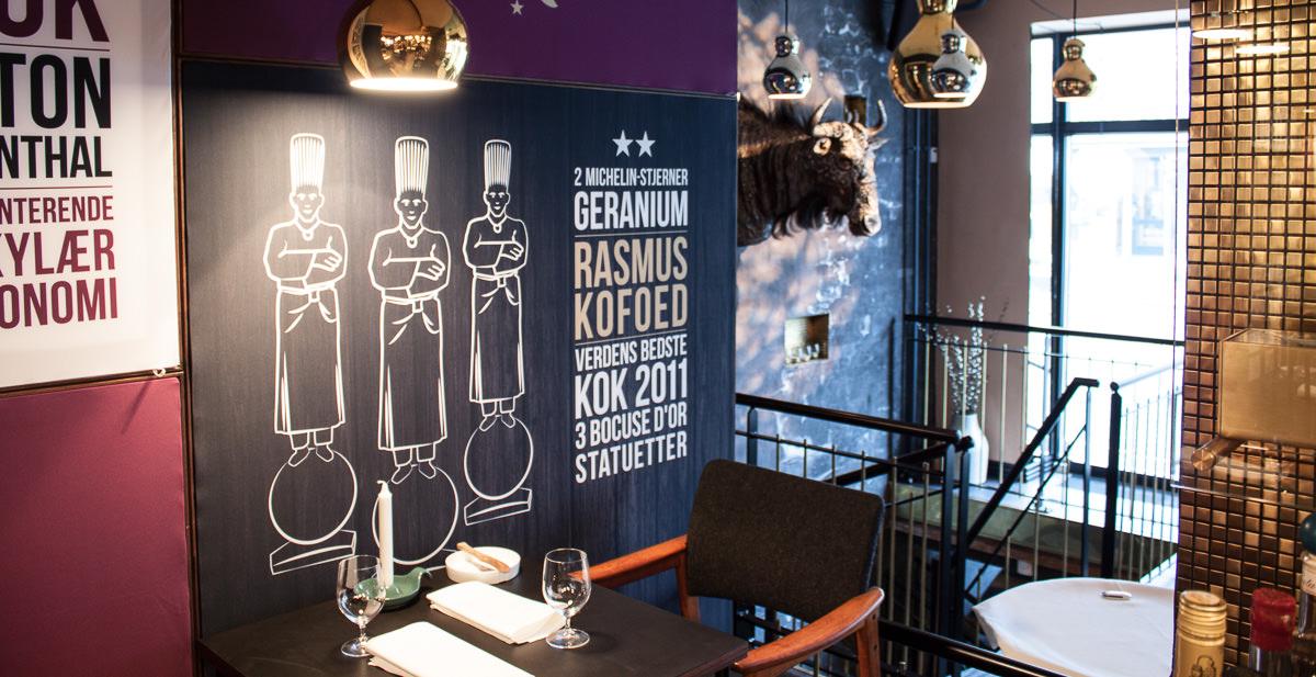 En hyldest til Michelin på Nordisk Spisehus