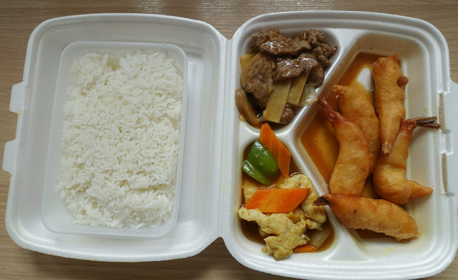 Anmeldelse: Ordinær og smagløs madoplevelse hos kinesiske Restaurant Vinde