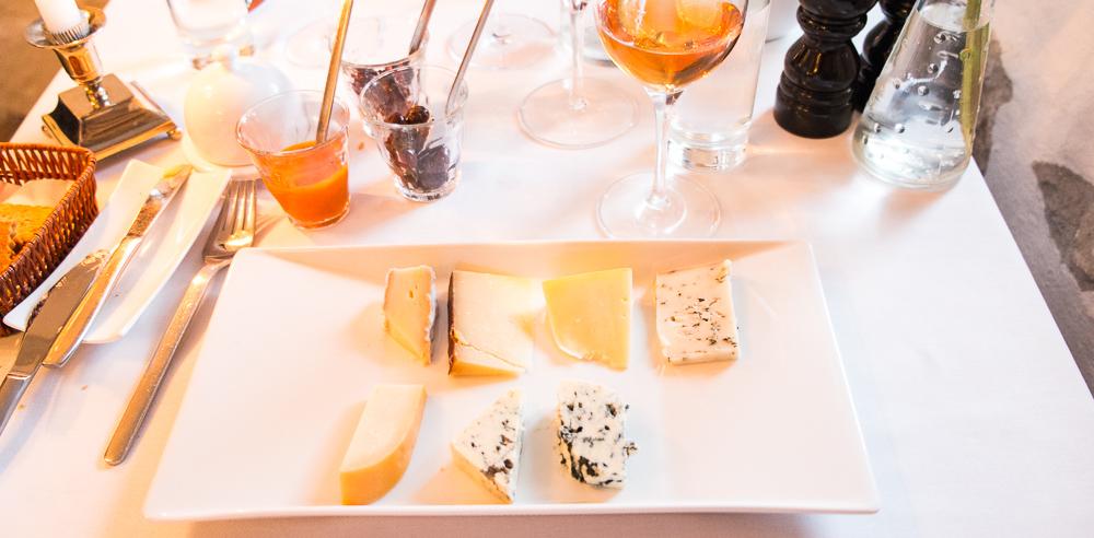 En omgang ost på Det Gamle Mejeri