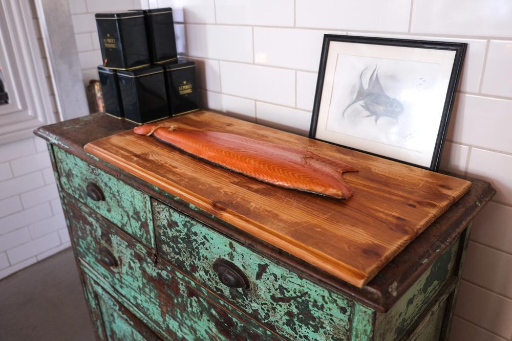 Det er sgu kunst det her - på Klassisk Fisk