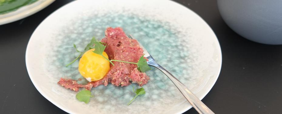Enkelt i sin enkelhed - Aros Food Hall_