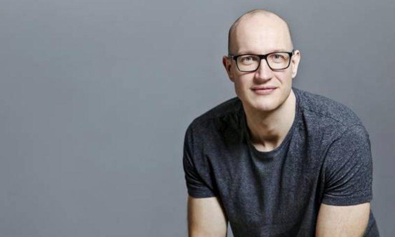 Ernæringsekspert Morten Elsøe er en af bagmændene bag videokampagnen #sundtellerfalsk, hvor det mest sete indslag er blevet set af mere end 370.000 på Facebook. Foto: Mia Mortensen