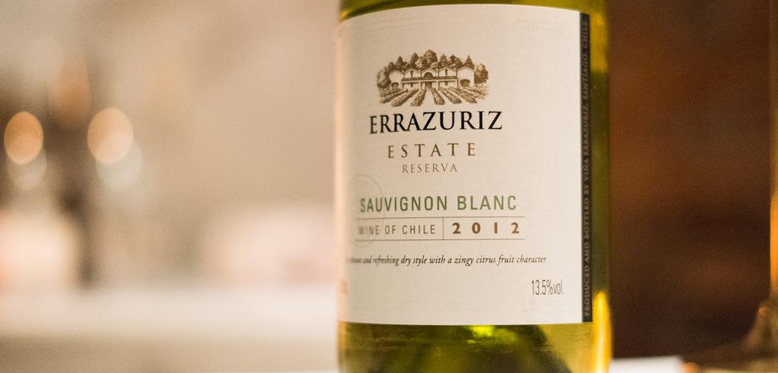 Errazuriz, sauvignon Blanc fra Chile på Mefisto