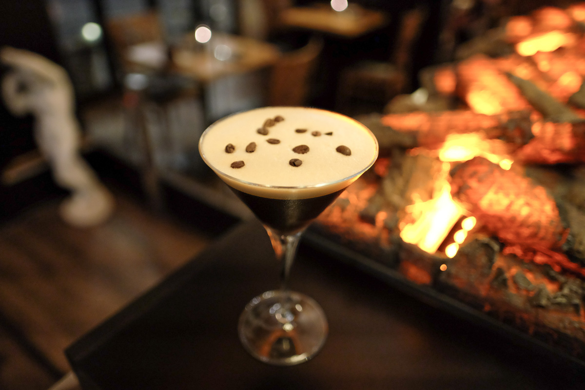 Guide: Espresso Martini…. Et absolut 'must-try'!