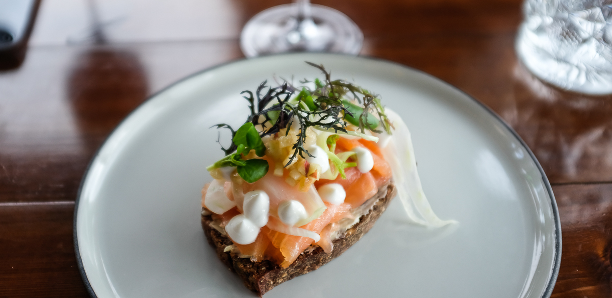 Drømmen af en frokost, som aldrig fejler, spises i Vejle