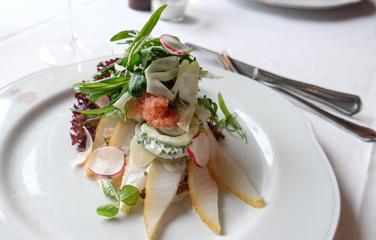 Restaurant Royal smørrebrød - Aarhus Update