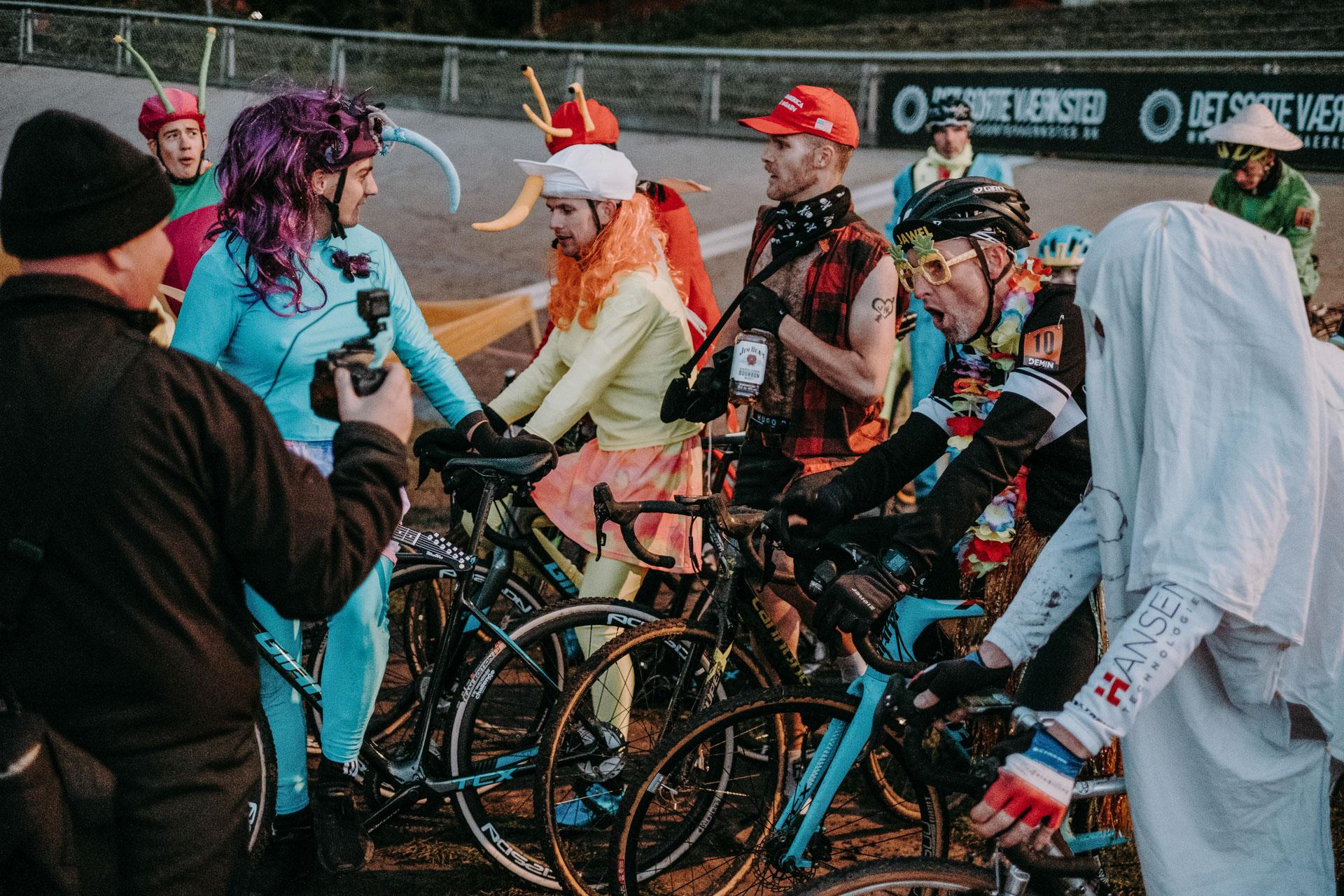 Aarhus Cyklebane: HalloweenCross - Grote Prijs CK Aarhus vol. XIII + XIV