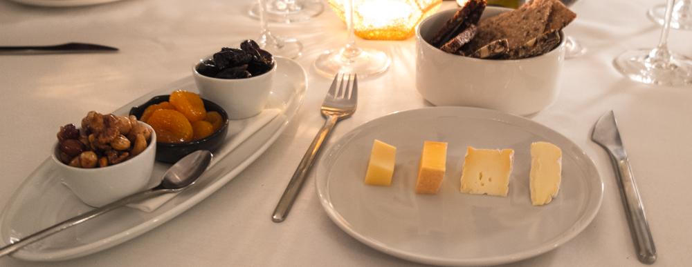 Fire flotte unikaoste på Restaurant Varna