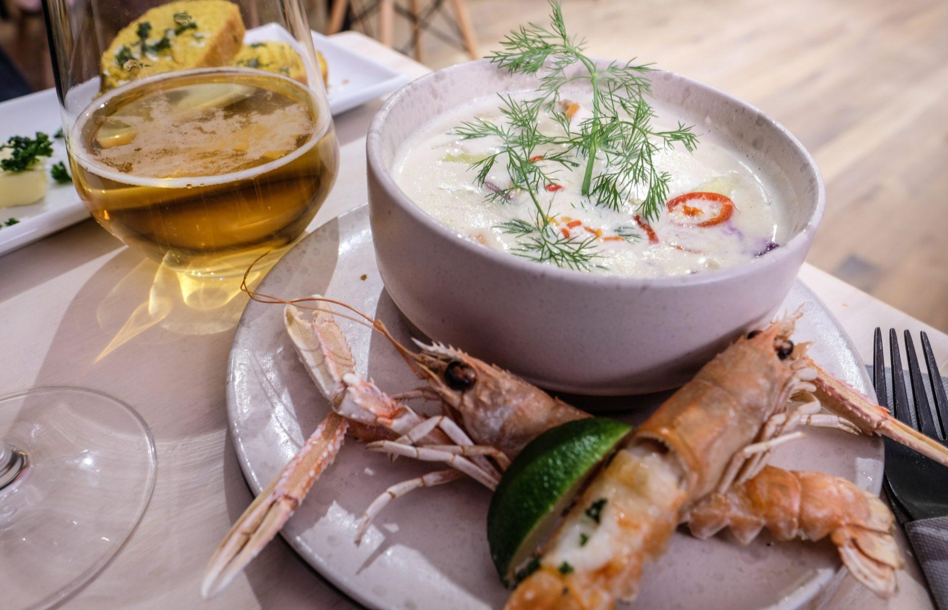 Anmeldelse af NEEM DELI: En rigtig god grund til at tage til Risskov og spise