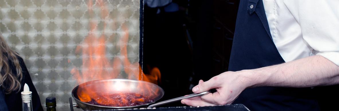 Flambering på Klassisk 65