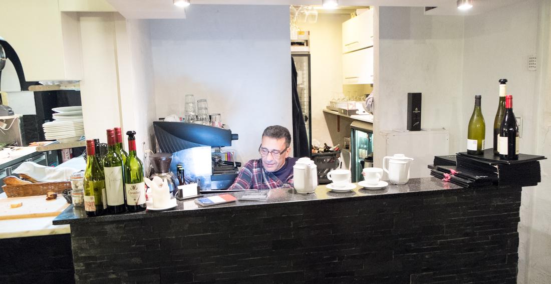Første generation på Restaurant Lajmi i Jægergårdsgade