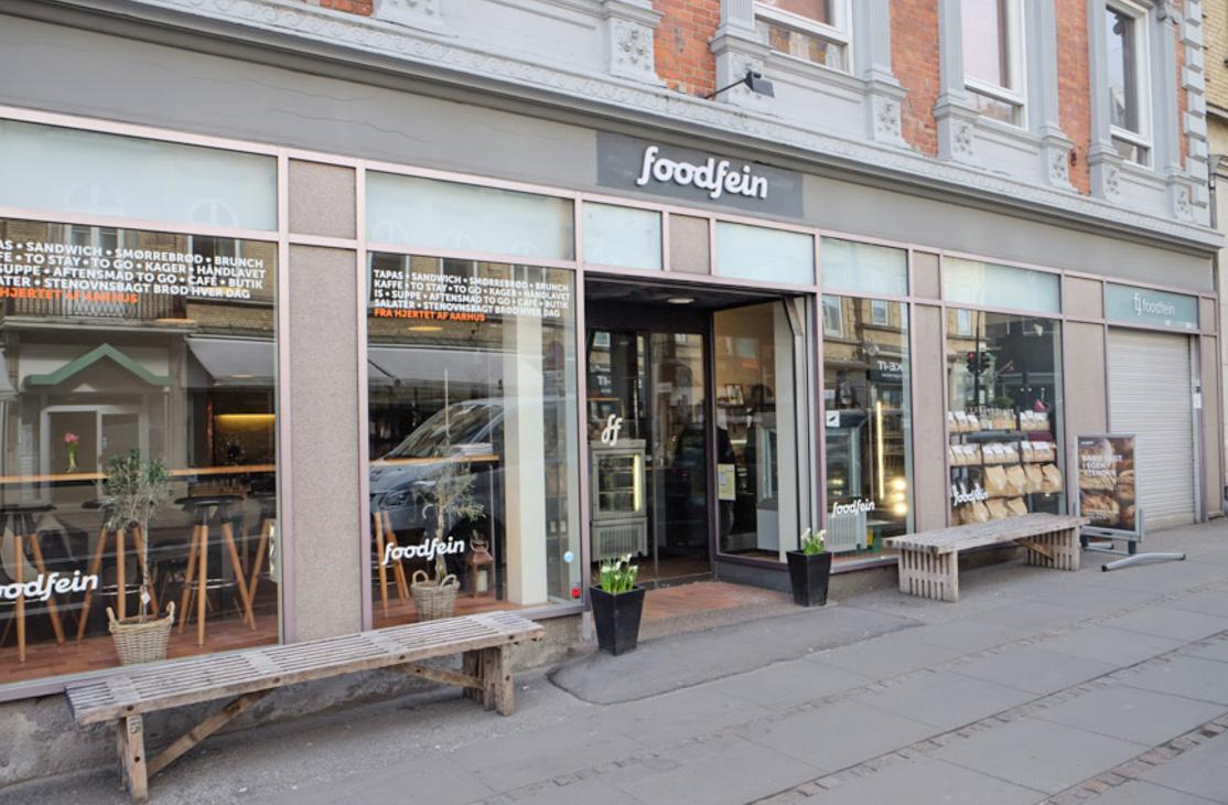 Food Fein set fra gaden - Aarhus Update