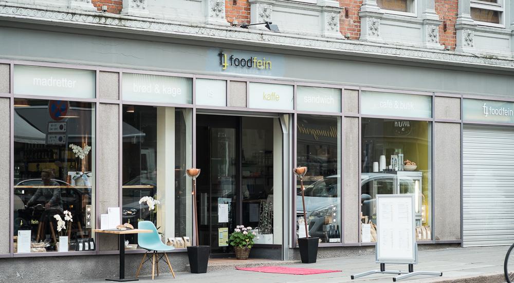 Foodfein i Sønder Alle i Aarhus