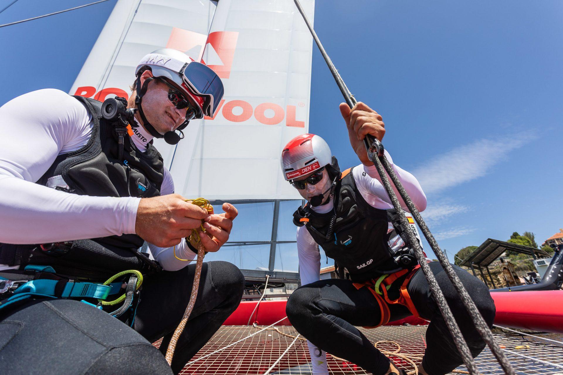 SailGP og ROCKWOOL: Verdens hurtigste kapsejlads kommer til Aarhus